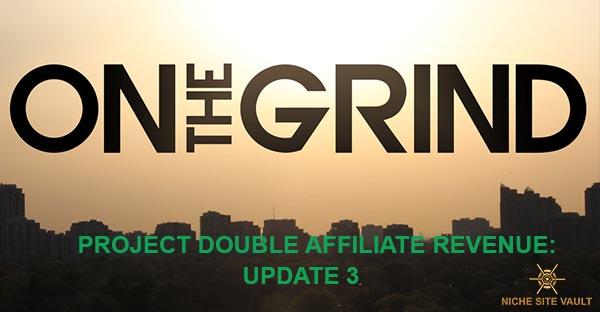project double affiliate revenue month 3