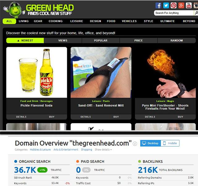 thegreenhead