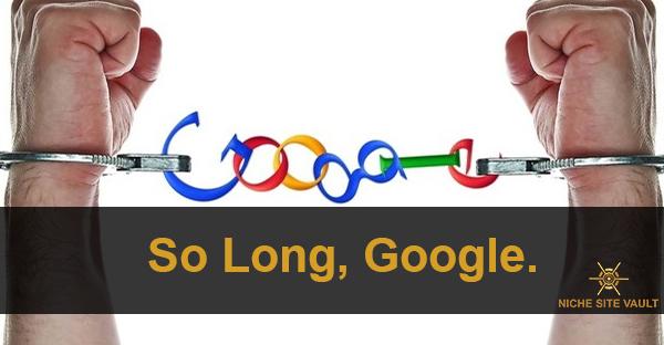 goodbye google