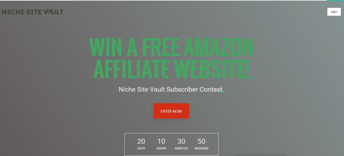 niche site vault vyper.io competition